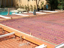 How open plan design can address thermal inefficiencies with underfloor heating
