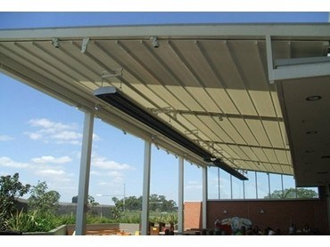 Alutectnic Evo Retractable Roof Systems