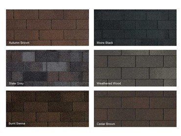 CertainTeed XT Three-Tab Shingles