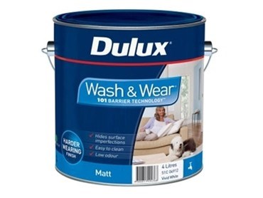 Dulux Wash & Wear Matt - 51C-LINE