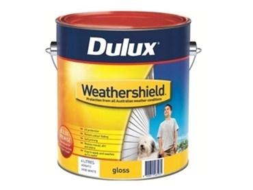 Dulux Weathershield Gloss Acrylic 603 Line Architecture And Design