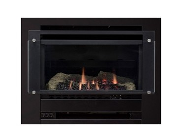 Gas Log Flame Fires - Rinnai New Slimfire 252 Gas Log Flame Fires