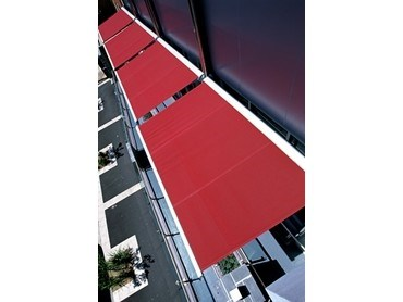 Varioscreen Retractable Sunroof Awning - AW-2