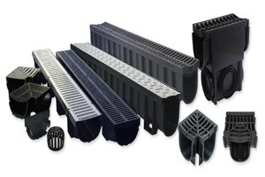 Fully integrated surface water drainage solutions by for Surface drainage solutions