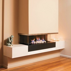 New Horizon Cantilever By Jetmaster Fireplaces