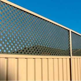 The Covascreen Fence Extension System Advantage