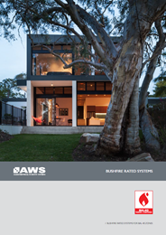 AWS Bushfire Tested Windows and Doors