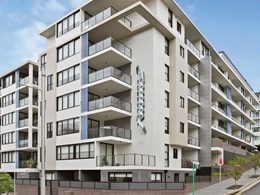 AFS walling saves time for developer at Meadowbank apartments