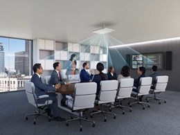 Shure releases Microflex Advance ceiling and table array microphones for conference rooms