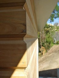Silvertop Ash ideal for home construction in bushfire areas