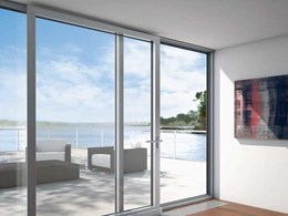 Schüco releases two new products to improve sliding door action