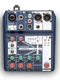 HARMAN's new Soundcraft Notepad mixers for today's audio workflow challenges