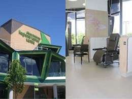 Spectrum rubber floors – the first choice for healthcare flooring