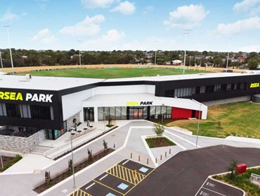 St Kilda Football Club's training and administrative base at RSEA Park