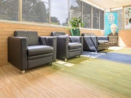 Carpet tiles that inspire creativity and deliver comfort in classrooms