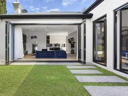 Late 19th century Adelaide villa gets a new sense of space with Alspec