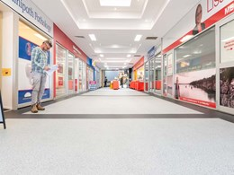 Altro meets brief for a high performance floor at Palmyra shopping centre