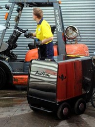 Aussie Pumps introduces new Admiral 4,000 heavy duty steam cleaner