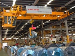 Konecranes extends industry leadership with continued sponsorship of Australian Steel Convention