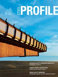 Steel Profile - Issue 131: Architectural steel innovation