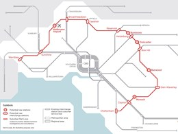 $50b underground rail loop to connect all Melbourne suburbs