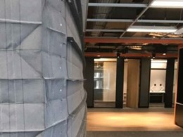 FireMaster concertina curtains provide fire protection to Suncorp building in NSW