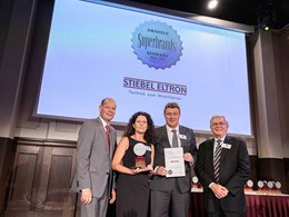Stiebel Eltron voted Superbrand for 6th time in a row