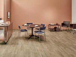 Forbo's HSE compliant on-trend floors creating beautiful, safer spaces