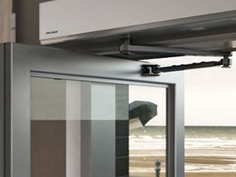 The many benefits of automated swing doors