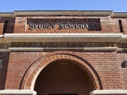 115-year-old sewage pumping station in Sydney makes space for possible eatery