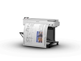 Epson's new large format high speed wireless printers for architects