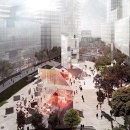 Winners announced for Green Square Library competition