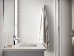 High calibre Kohler tapware for first home buyers