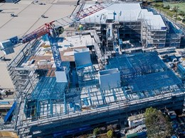 Lightweight steel framing saves 2 months for builder at Winston Hills, NSW project