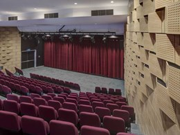 JDH Architects achieve performance excellence in theatre