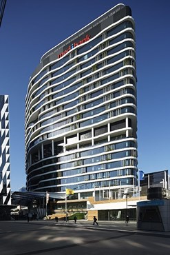 Contorting 720 Bourke Street Melbourne Adds To Docklands