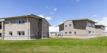 Prison design by MODE and Peddle Thorp Aitken promotes rehabilitation with better housing incentives