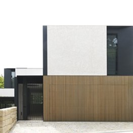 Open house: Cooper Park House features cubist form that encourages onlookers to stop and stare