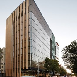 Unstructured connections: Doherty Institute caters to different needs of organisations in one building
