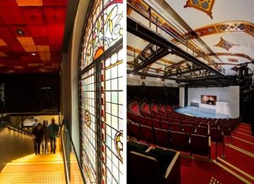 Eternity Playhouse By Tonkin Zulaikha Greer Architects