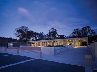 Australian War Memorial Eastern Precinct Architecture