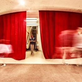 Post- Architecture injects life into old Fremantle Myer Building with world's largest temporary space activation