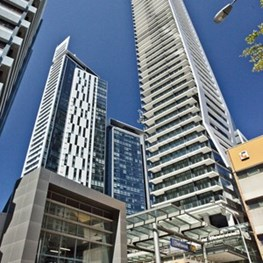Sydney's tallest residential building in Chatswood features exciting ambiguous design