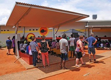 Universal access: MODE grocery stores brighten remote outback Indigenous communities