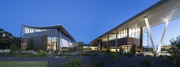 Sustainably warm: underground and in-slab heating solutions at Cox's Sustainable Buildings Research Centre, NSW