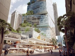 3XN outsource ground floor fitout for Circular Quay tower