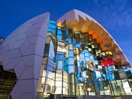 Design smarts: Geelong Library and Heritage Centre by ARM Architecture