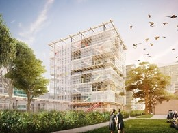 Grimshaw and BVN reveal designs for high-rise Sydney school