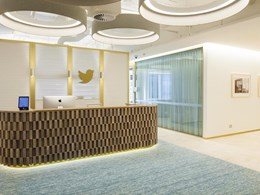 Working spaces ever more design conscious: Twitter and Spaces' new Sydney headquarters examples of contemporary work environments