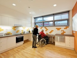 Prevent injuries in aged care environments with slip and fall resistance flooring products